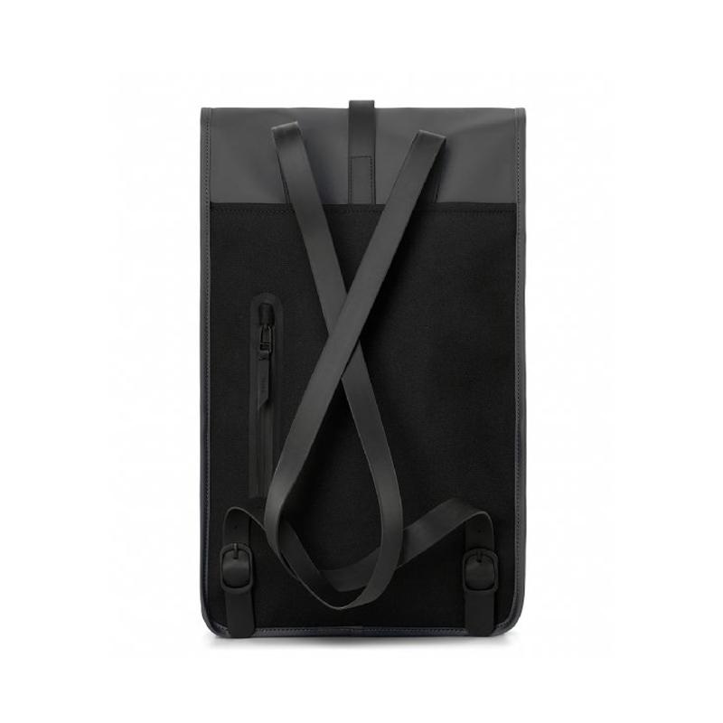 RAINS Backpack Charcoal-165621