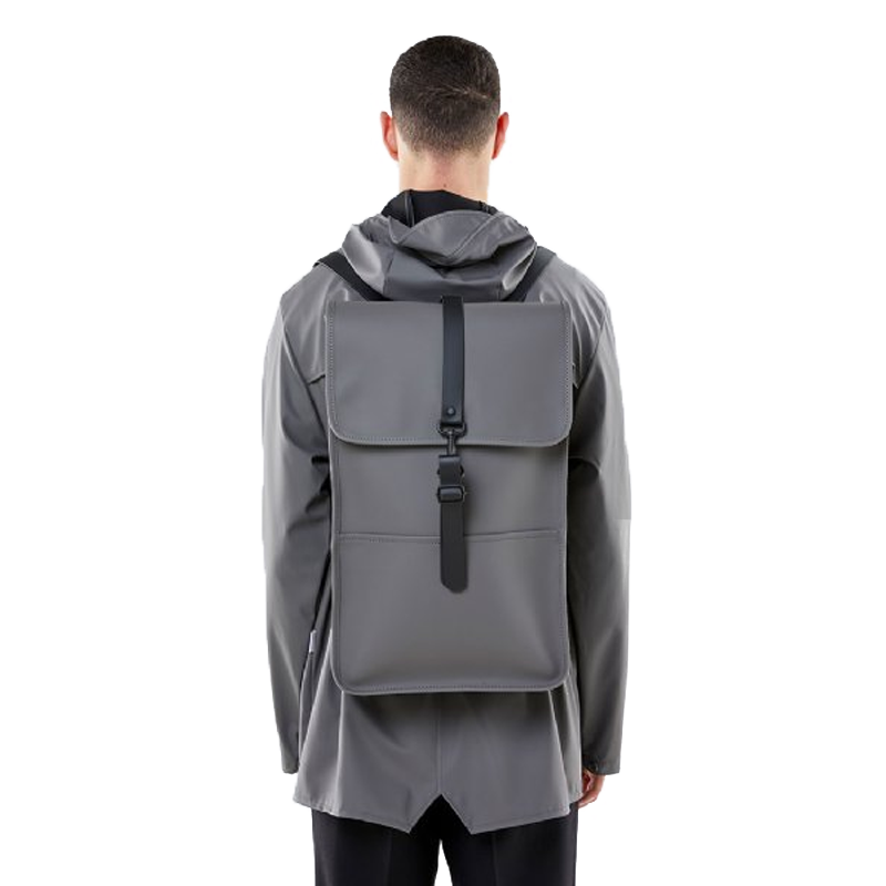 RAINS Backpack Charcoal-165620