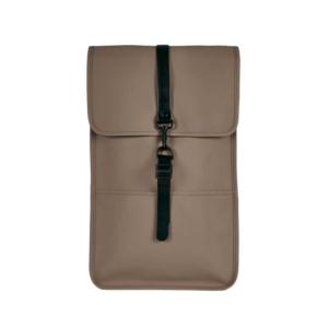 RAINS Backpack Metallic Charcoal-0