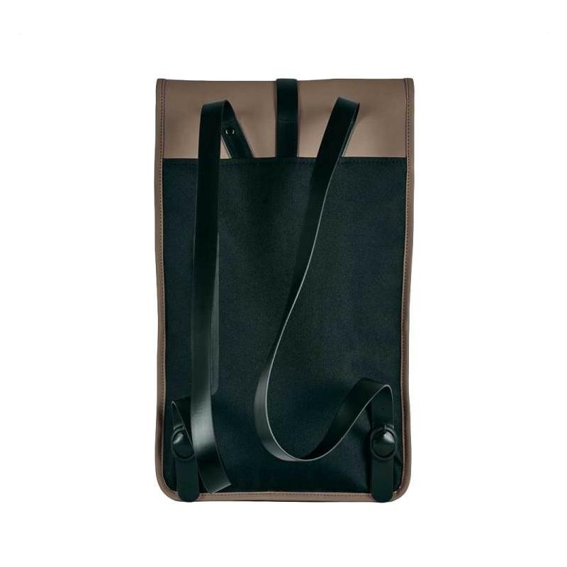 RAINS Backpack Metallic Charcoal-165614