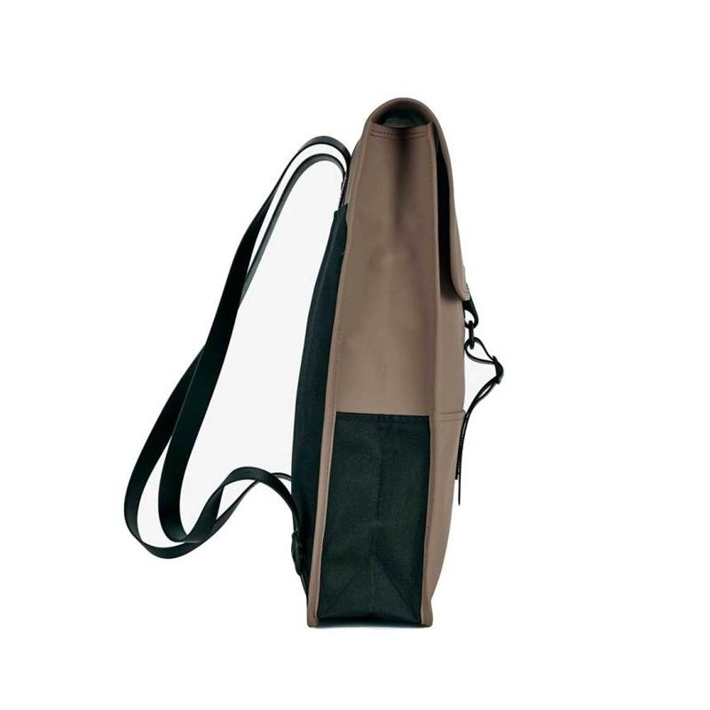 RAINS Backpack Metallic Charcoal-165615