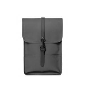 RAINS Backpack Mini Charcoal-0