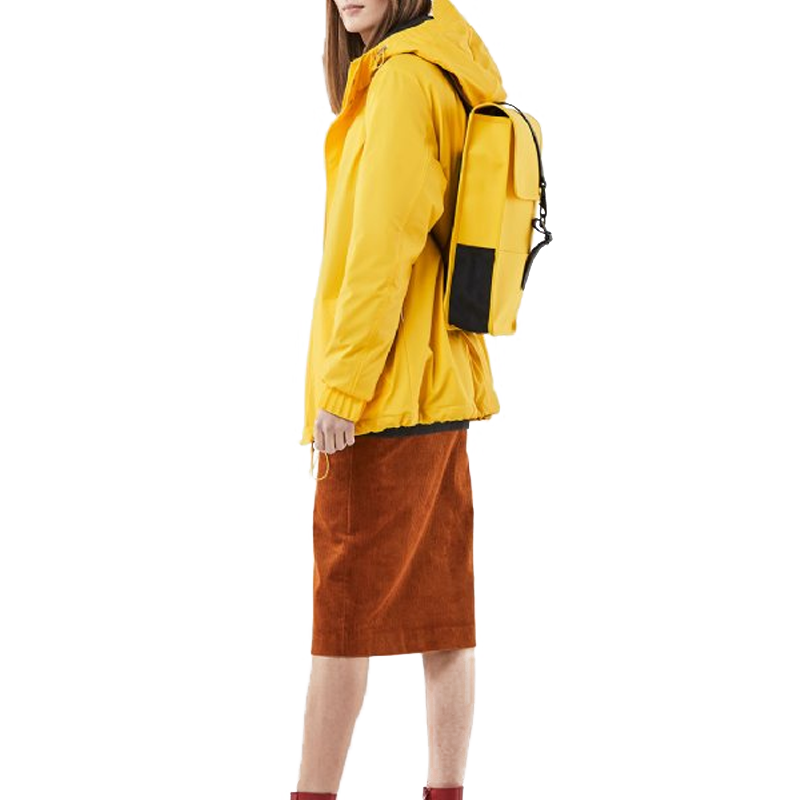 RAINS Backpack Mini Yellow-165640