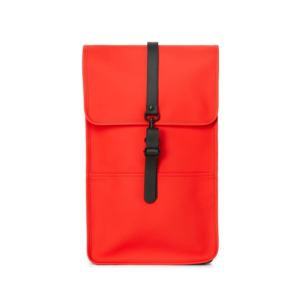 RAINS Backpack Red-0