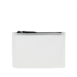 RAINS Cosmetic Bag Foggy White-0
