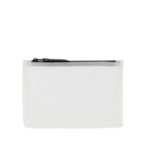 RAINS Cosmetic Bag Foggy White-0