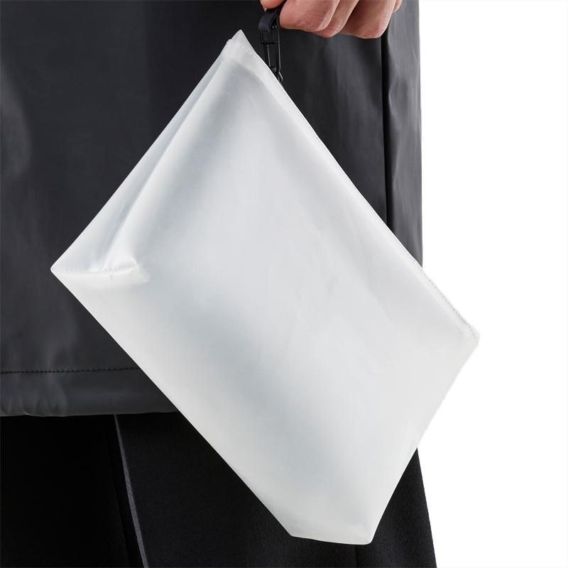 RAINS Cosmetic Bag Foggy White-166107