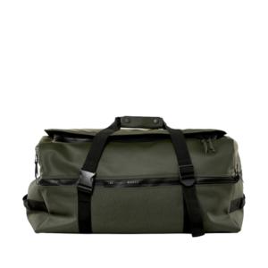 RAINS Duffel Backpack Large Green-0