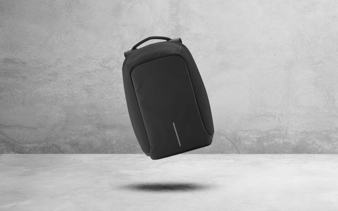 Met deze tas geef je zakkenrollers geen kans
