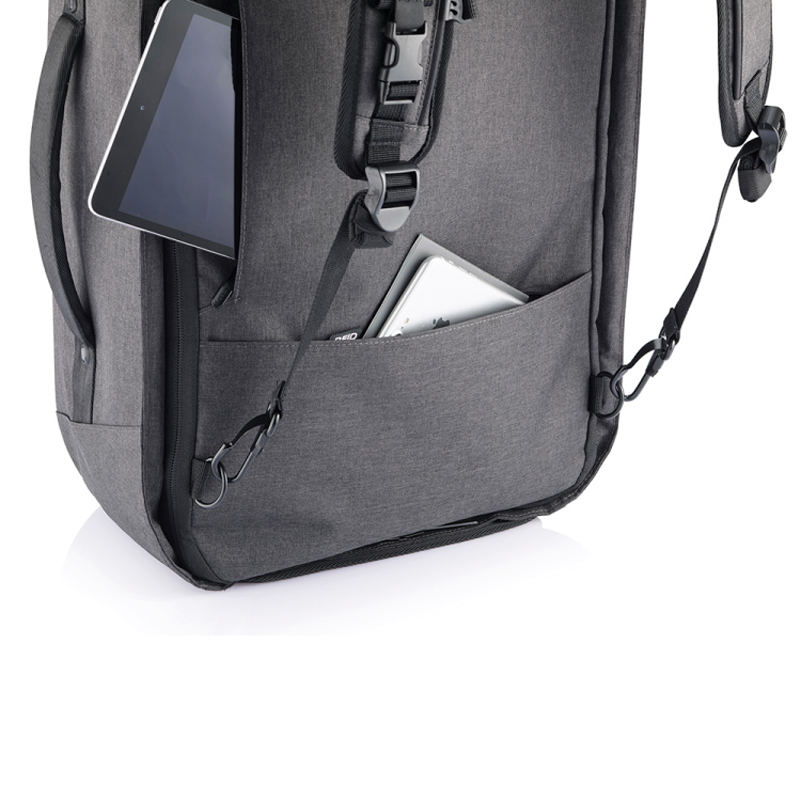 XD Design Bobby Duffle Anti-theft Backpack Black-166999