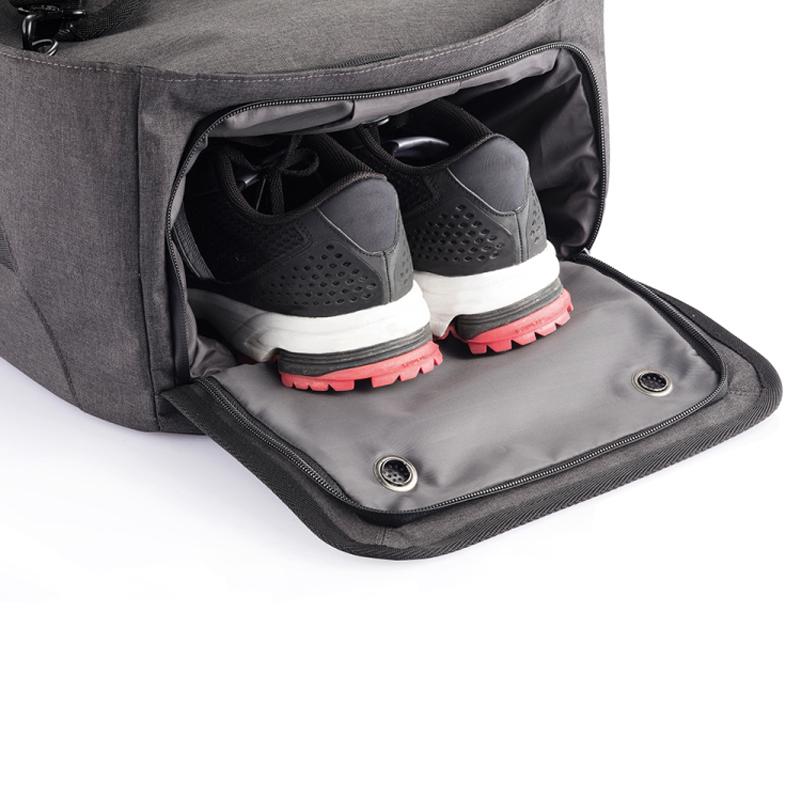 XD Design Bobby Duffle Anti-theft Backpack Black-167000