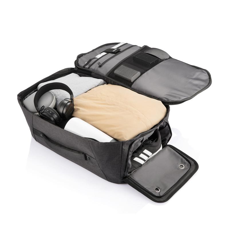 XD Design Bobby Duffle Anti-theft Backpack Black-167001