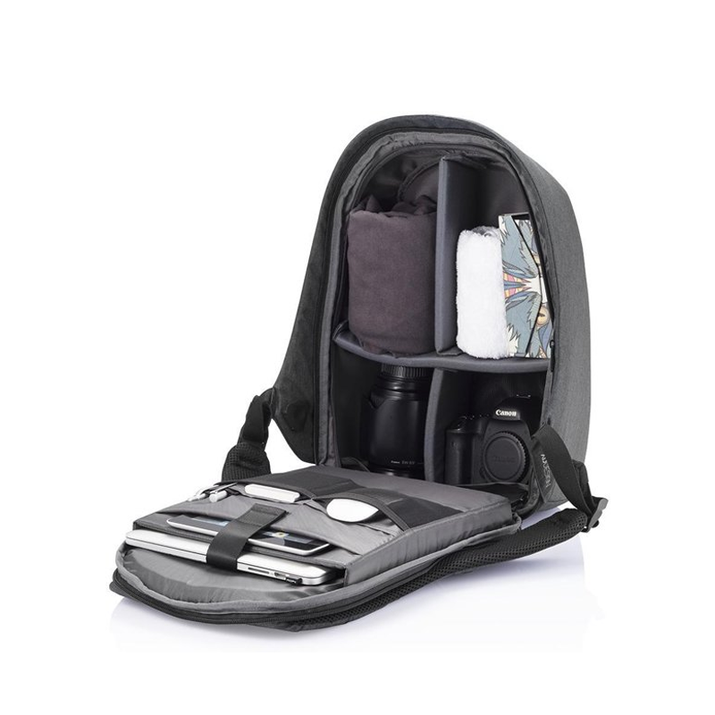 XD Design Bobby Pro Anti-theft Backpack Black-167367