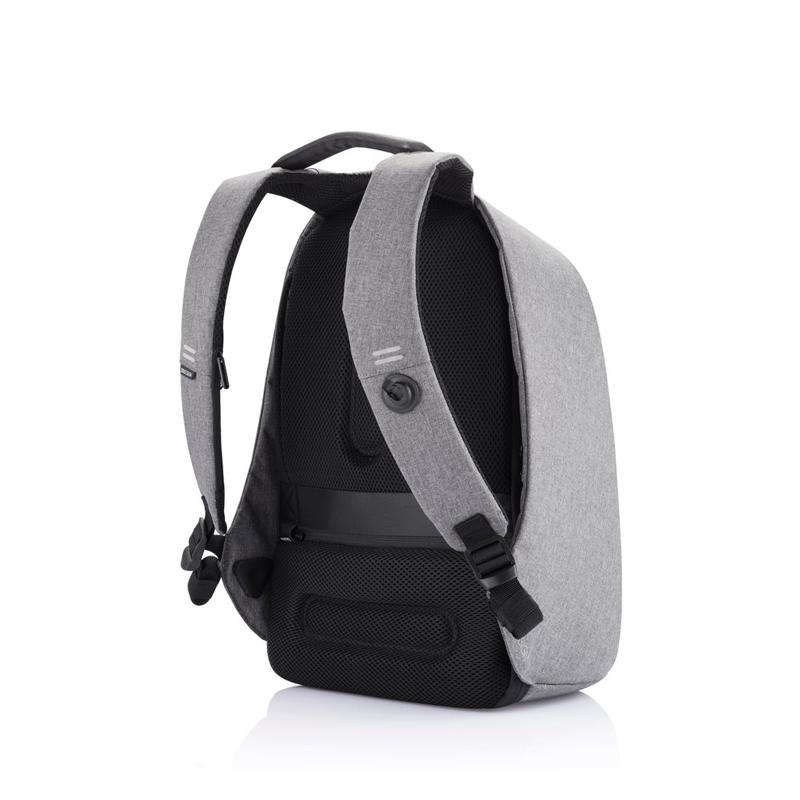 XD Design Bobby Pro Anti-theft Backpack Grey-167356
