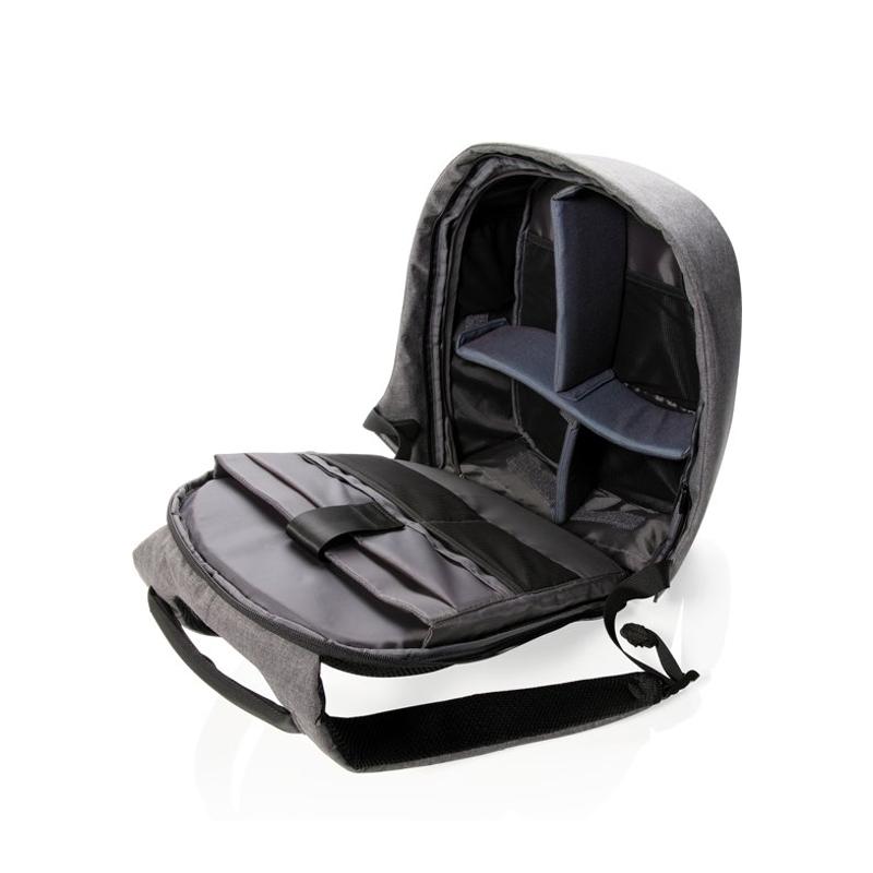 XD Design Bobby Pro Anti-theft Backpack Grey-167357