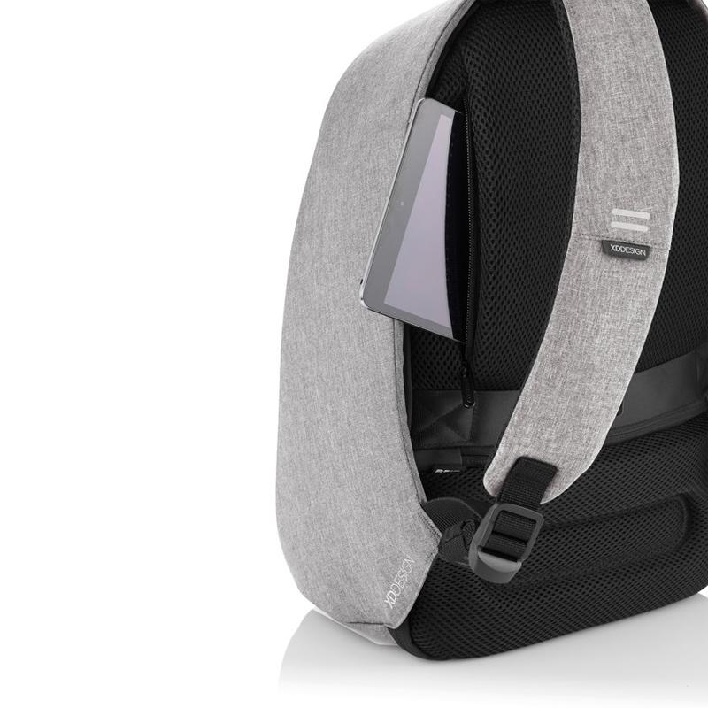 XD Design Bobby Pro Anti-theft Backpack Grey-167358