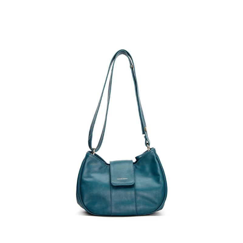 Fabienne Chapot Babush Bag The Real Teal-0