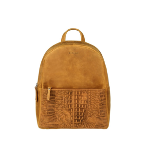 Burkely About Ally Backpack Ochre Yellow-0