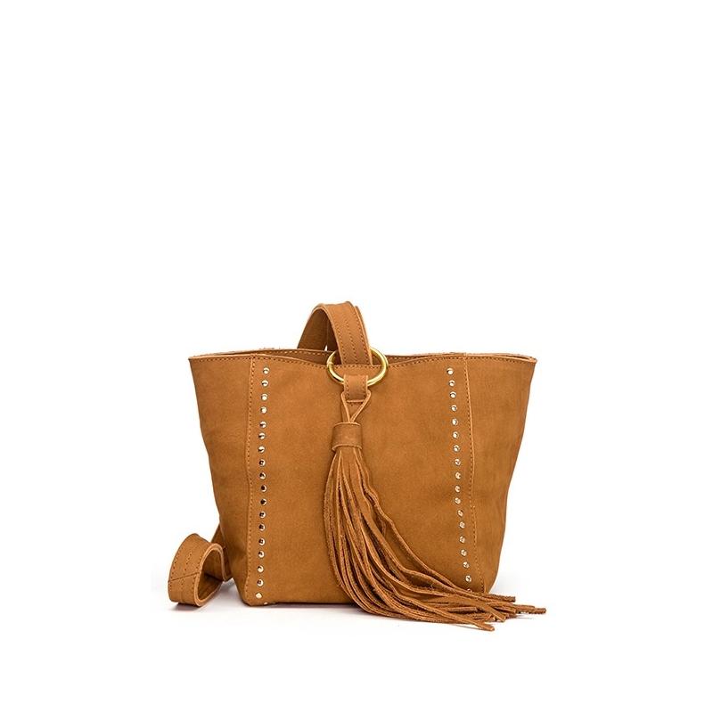 Fabienne Chapot Believe Bag Camel-0