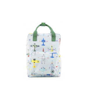 Studio Ditte Backpack Large Airplanes-0