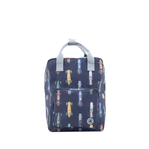 Studio Ditte Backpack Large Race Cars-0