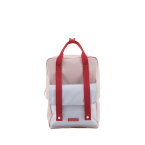 Sticky Lemon Backpack Deluxe Large Mendl's Pink/Agatha Blue/Elevator Red-0