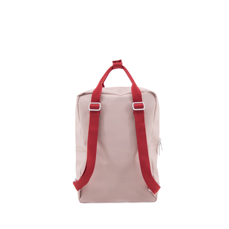 Sticky Lemon Backpack Deluxe Large Mendl's Pink/Agatha Blue/Elevator Red-167944