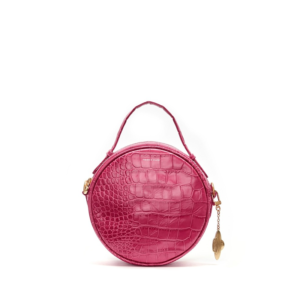 Fabienne Chapot Roundy Bag Popping Pink-0