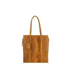 Burkely About Ally Shopper Ochre Yellow-0