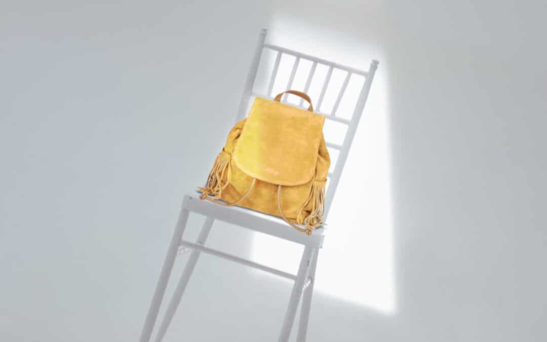 Bij de Boho style hoort een tas, deze!