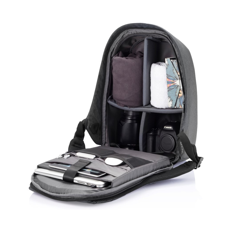XD Design Bobby Tech Anti-theft Backpack Black-167177