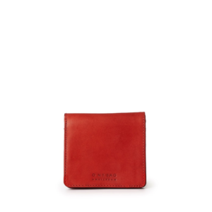 O My Bag Alex Fold-Over Wallet Red-0