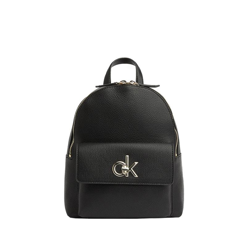 Calvin Klein Re-Lock Backpack Black-0