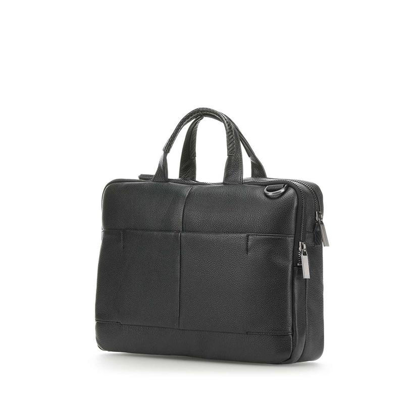 Calvin Klein Classic Carbon Laptop Bag Black-170772