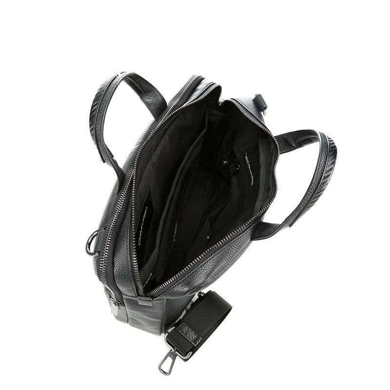 Calvin Klein Classic Carbon Laptop Bag Black-170773