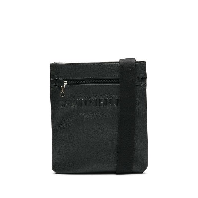 Calvin Klein MicroPebble EU Flat Pack Black-0