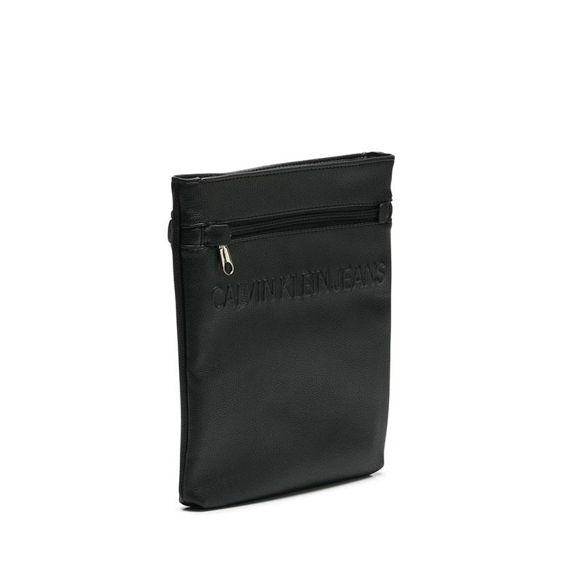 Calvin Klein MicroPebble EU Flat Pack Black-172338