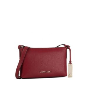 Calvin Klein Neat F19 Ew Crossbody Red-0