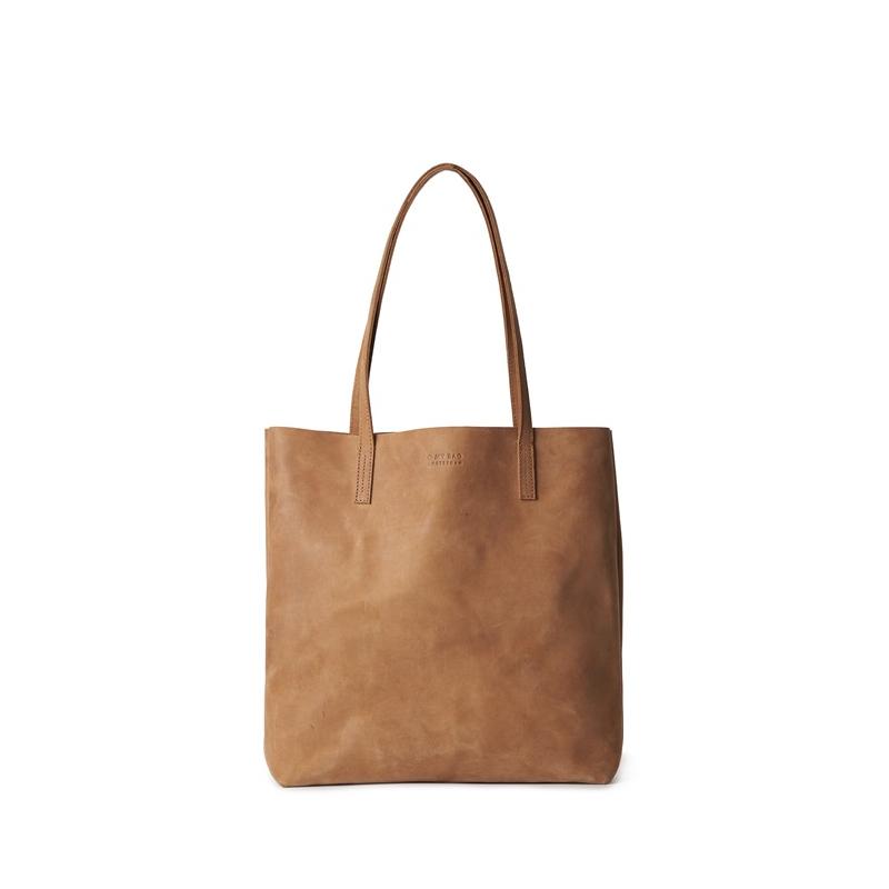 O My Bag Georgia Camel Hunter Leather-0