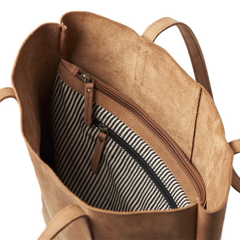O My Bag Georgia Camel Hunter Leather-170121