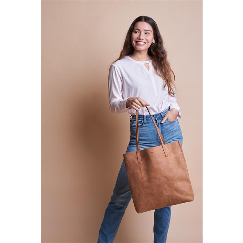 O My Bag Georgia Camel Hunter Leather-170119