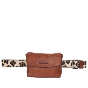 Micmacbags Wildlife Heuptas Brown-0