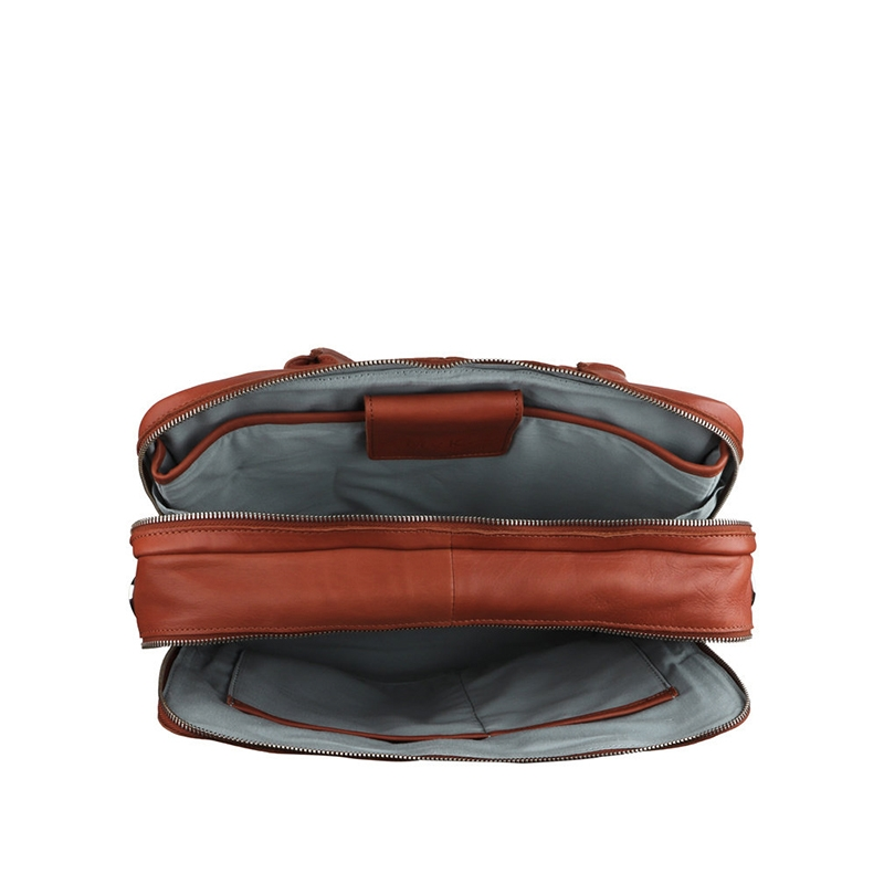 MyK. Focus Laptopbag 13-inch Chestnut-171219