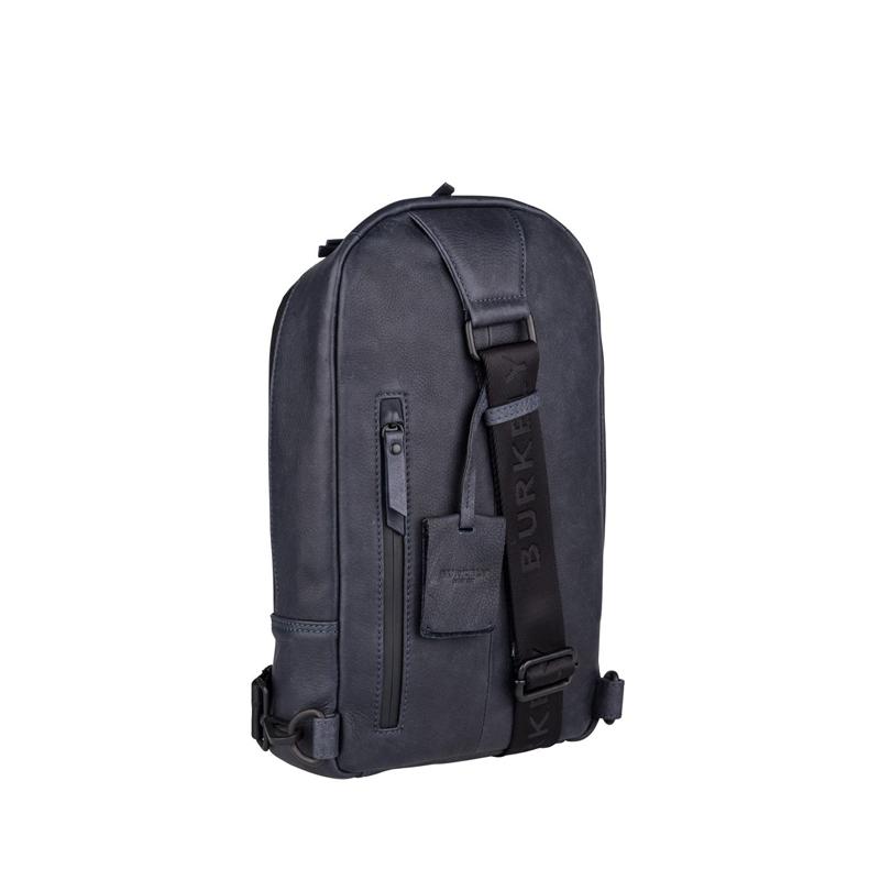 "Burkely Rain Riley Bodypack 9,7"" Storm Blue-170278"