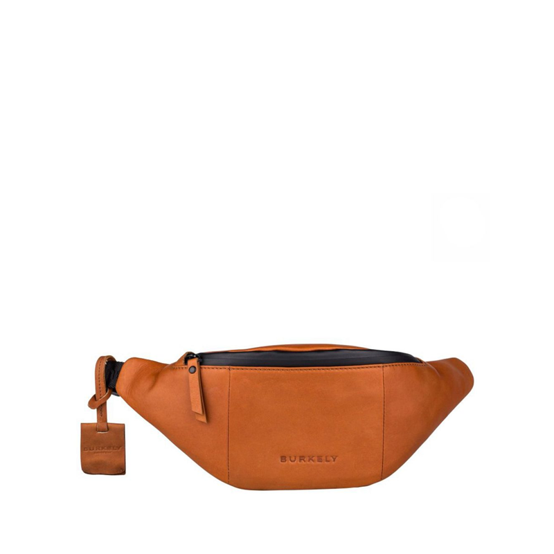 Burkely Rain Riley Bumbag Corroded Cognac-0
