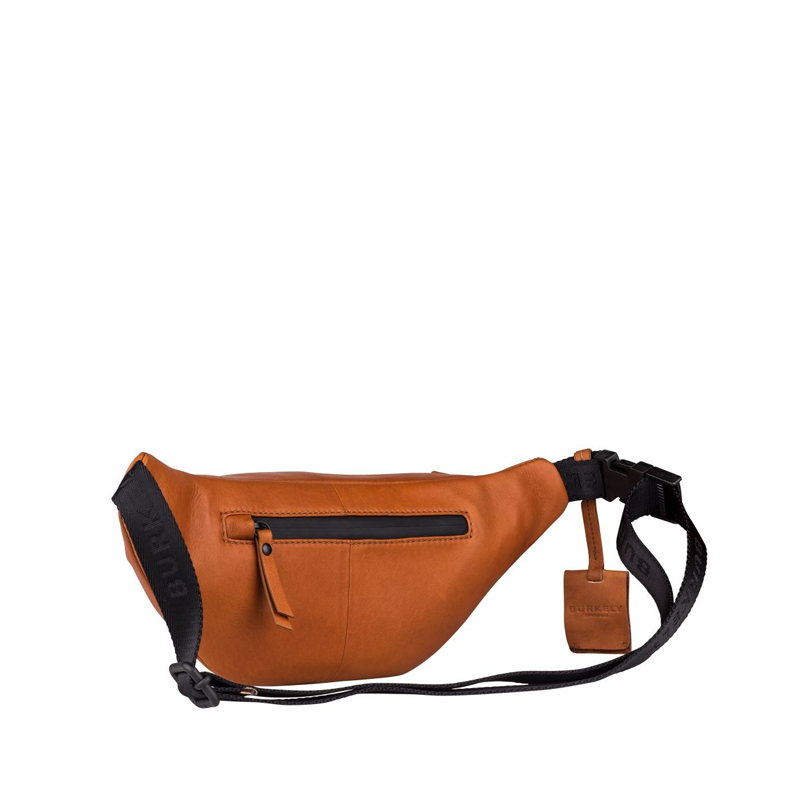 Burkely Rain Riley Bumbag Corroded Cognac-170325