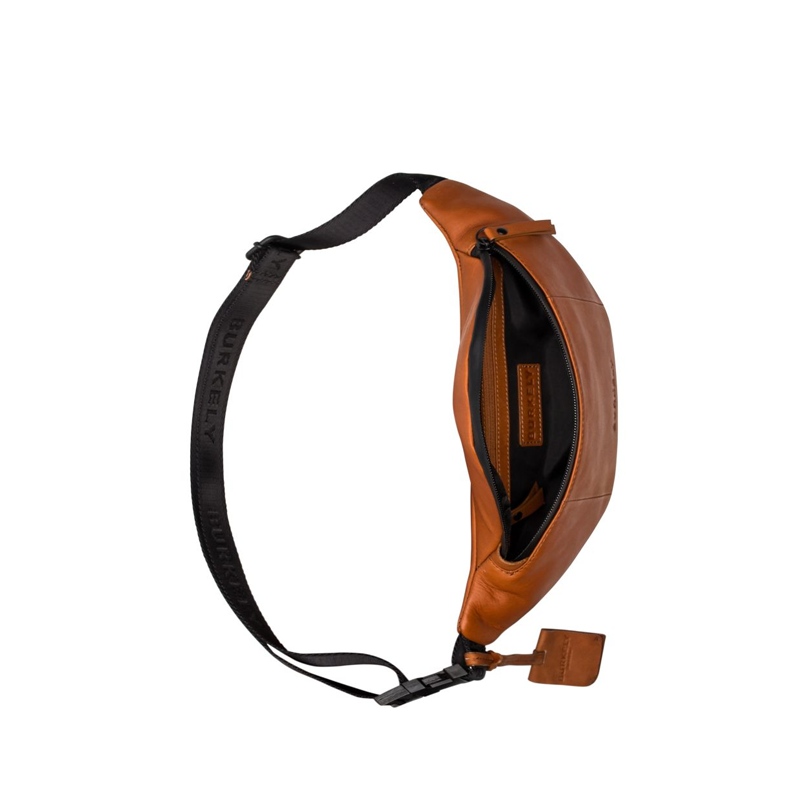 Burkely Rain Riley Bumbag Corroded Cognac-170326