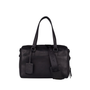 Burkely Rain Riley Handbag S Black-0
