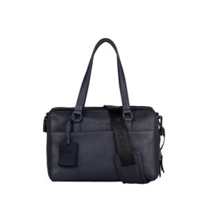Burkely Rain Riley Handbag S Storm Blue-0