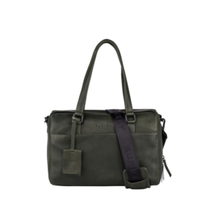 Burkely Rain Riley Handbag S Oil Green-0